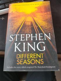 Different Seasons (9781444723601)