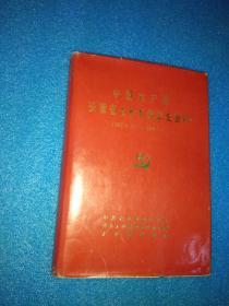 中国共产党安徽省太和县组织史资料