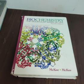 biochemistry the molecular basis of life fourth edition