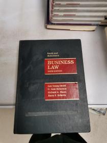 BUSINESS LAW SLXTTH EDITION【满30包邮】