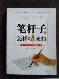 笔杆子是怎样炼成的:解码公务员写作制胜之道