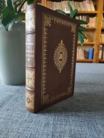 The Short Stories of Charles Dickens《狄更斯短篇小说》 easton press 1978年 真皮精装版