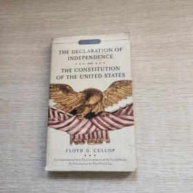 he Declaration of Independence and Constitution of the Unit