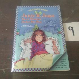 JUNIE B.JONES Has a Monster under Her Bed(英文原版)内页被撕