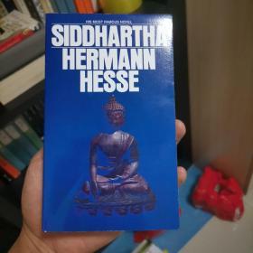 Siddhartha— Hermann Hesse 悉达多 孤独的流浪人 赫尔曼•黑塞 诺贝尔文学奖作品 英文正版原装 近全新