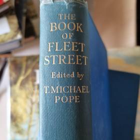 The  Book of Fleet Street      m