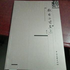 魏启后书画集8-407