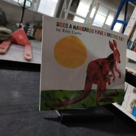 Does a Kangaroo Have a Mother, Too?:Does a Kangaroo Have a Mother, Too? 袋鼠也有妈妈么 ISBN9780064436427