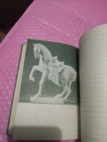 五十年代老笔记本日记本:美术日记(精装,1959年)