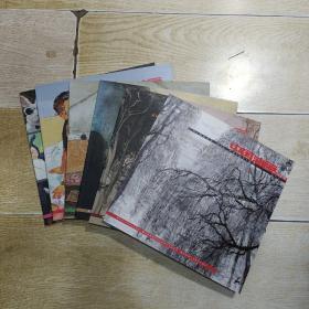 中国油画 双月刊 2013年(第1、2、3、4、5、6期)6本合售