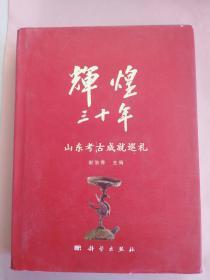 辉煌三十年 : 山东考古成就巡礼