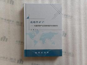 战略性矿产 石墨资源产业发展问题与对策研究【未开封】