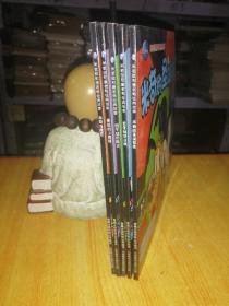 米老鼠和唐老鸭经典故事(米奇的圣诞前夜,米奇与魔豆,捉拿甜饼窃贼,奶牛场历险记,勇敢的小裁缝)5本合售