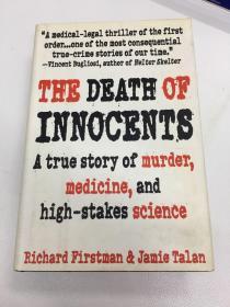 The Death of Innocents无辜者之死--一个目击证人对非法处决的描述(外文原版精装)