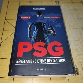 PARIS UNITED EPISODEDAMPHOMACEMESTANOR PSG REVELATIONS D'UNE REVOLUTION  AMPHORA