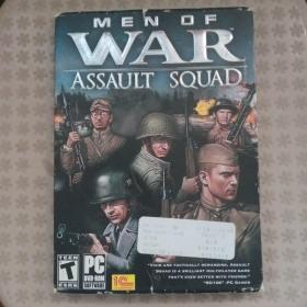 MEN   OF   WAR  ASSAULT   SQUAD【游戏】