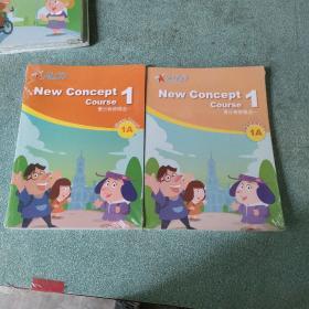 AL07  爱乐奇新概念  workbook1A、ClassBook1A(2册合售,没拆封的)
