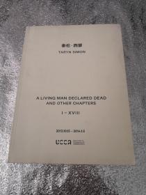泰伦·西蒙 Taryn Simon 一个被宣告死亡的活人及其他章节 展览图册 作者: