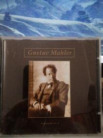 马勒《第四交响曲》【原版进口CD】