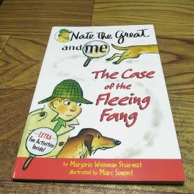 Nate the Great and Me: The Case of the Fleeing Fang 英文原版