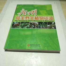广州陆生野生植物资源