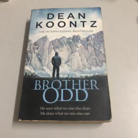 Brother Odd (Odd Thomas #3) [French]