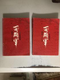 西路军(二:生死档案)+(三:天山风云)2本合售