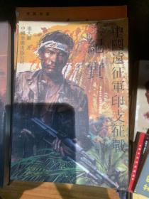 中國遠征軍印支征戰紀實