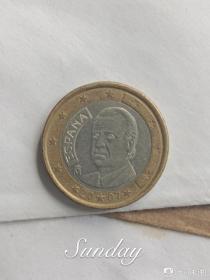 德国一欧元