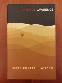 Seven Pillars of Wisdom (现货,实拍书影)