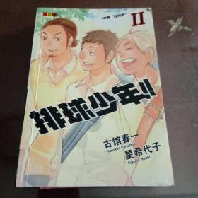 排球少年Ⅱ:小说版