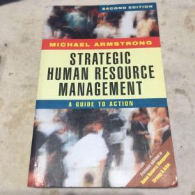 Strategic Human Resource Management, 2nd Edition 战略人力资源管理