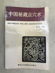 中国秘藏点穴术