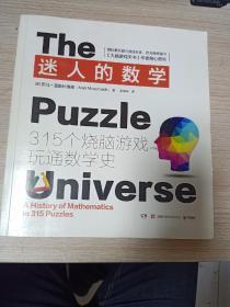 迷人的数学:315个烧脑游戏玩通数学史(公司藏书)