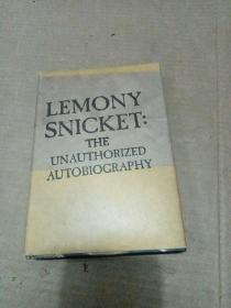 Lemony Snicket  (内页有几处瑕疵  精装) 见图