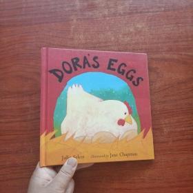 DORAS EGGS(绘本 )精装