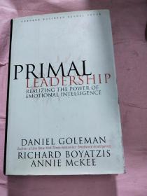 Primal Leadership:Realizing the Power of Emotional Intelligence