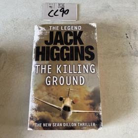 Killing Ground 杀戮场(小说)