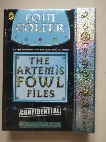 THE ARTE MIS FOWL FILES:Confidential 精装磁铁吸扣式 稀见