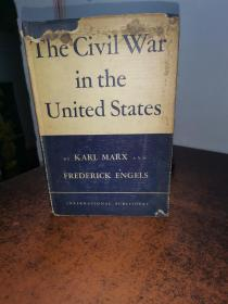 The civil war in The United States (精装,英文原版)