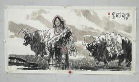 郝凤先 1945年生于辽宁新民,毕业于鲁迅美术学院研究生班。现为北方画院院长、文化部专职画家、中国美协会员、中国书协会员、中国一级美术师。先后在韩国、泰国、新加坡、日本举办个人画展并进行艺术交流。