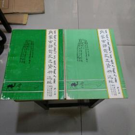 内蒙古邮电史志资料选辑(第1-5/8-11/13期)