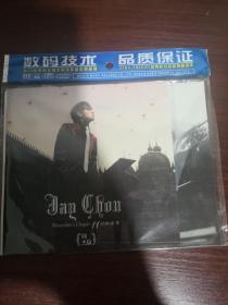 11月的萧邦 周杰伦 1CD