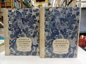 Science and Civilisation in China: Volume1-2