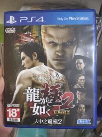 PS4游戏如龙极2