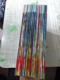不一样的卡梅拉动漫绘本系列(44本不重复合售)16开本