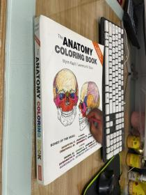 The Anatomy Coloring Book【扉页被撕】