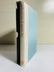 The Sonnets of Michelangelo ,folio出版,有 书匣,小开本