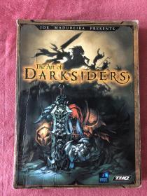 The Art of Darksiders:暗黑血统 设定集