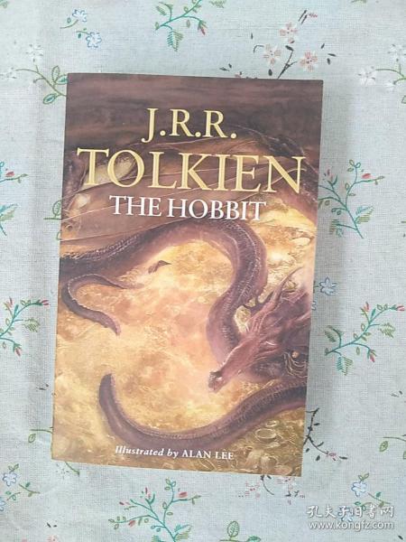The Hobbit霍比特人 英文原版